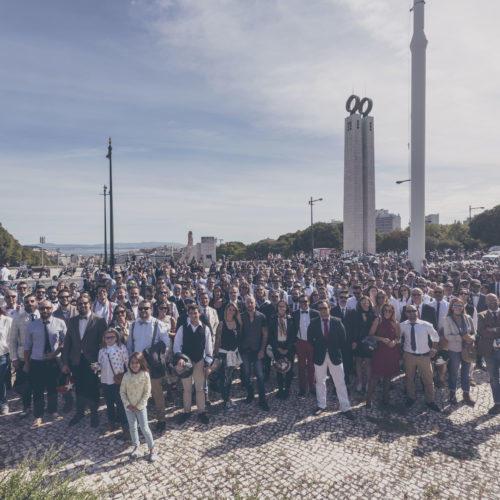 The Distinguished Gentleman's Ride uniu-se em Lisboa este fim de semana