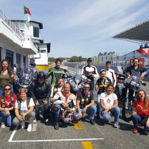 ZANZA Racing Team realiza ação envolvendo a Operação Nariz Vermelho