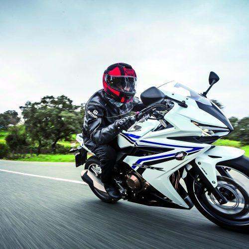 Honda CBR 500R/CB 500F