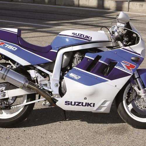 Suzuki GSX-R 750 1990