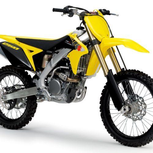 Suzuki com novos modelos RM-Z/RMX 2017