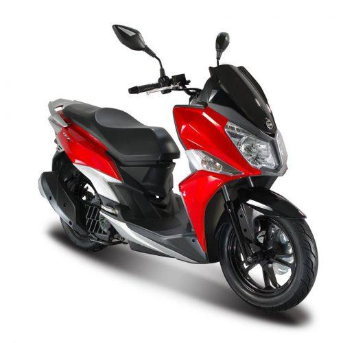 SYM apresenta dois novos modelos de scooters em outubro