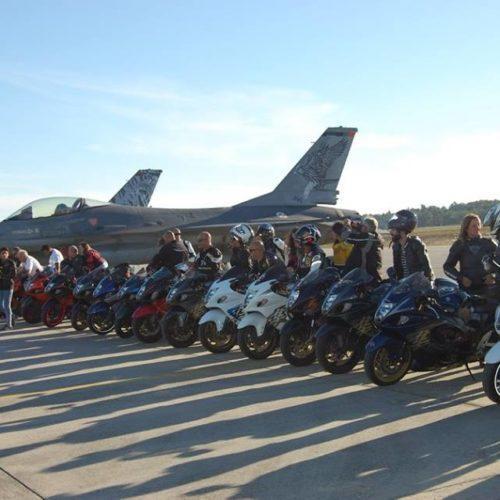 Fórum Hayabusa Portugal participa no dia da Base Aérea N.º 5