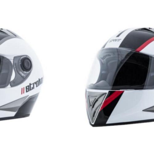 Sprint lança dois modelos de capacetes da linha Run