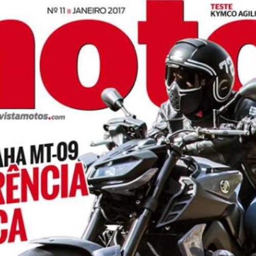 Edição de janeiro da revista Motos já chegou às bancas