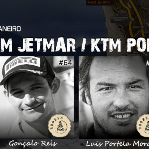 KTM Portugal vai estar no Dakar 2017