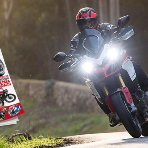 Revista Motos já tem edição de fevereiro nas bancas