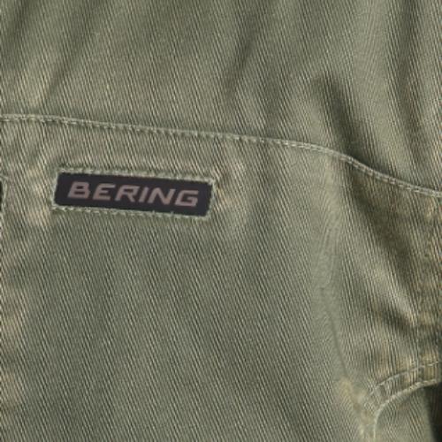 Blusão Brody da Bering com nova cor khaki