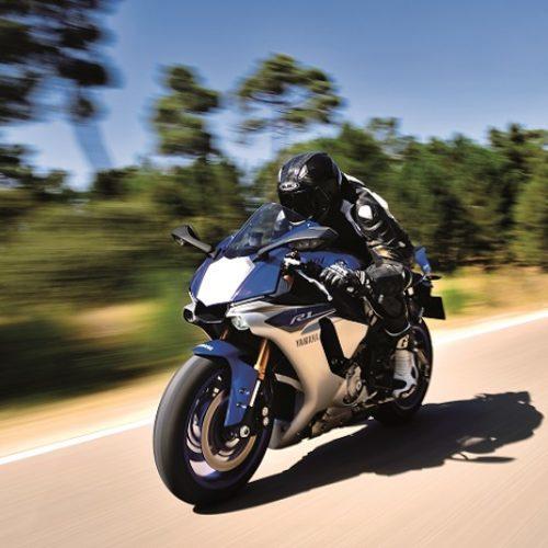 Yamaha YZF-R1: emoções fortes com uma máquina de precisão