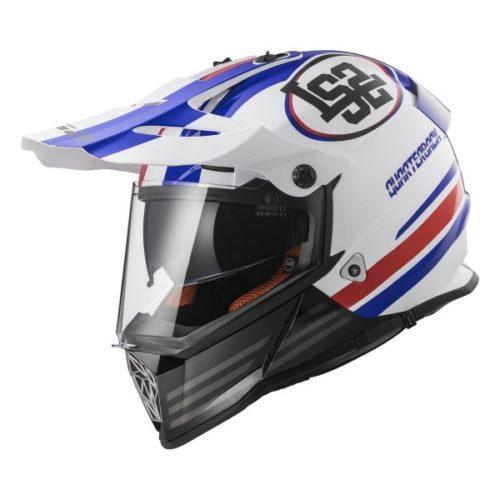 Conheçam o capacete LS2 MX436 Pioneer