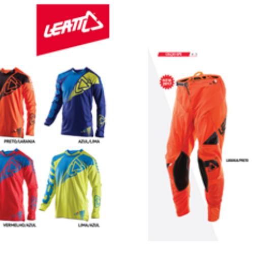 Camisola/Calças Leatt GPX 4.5