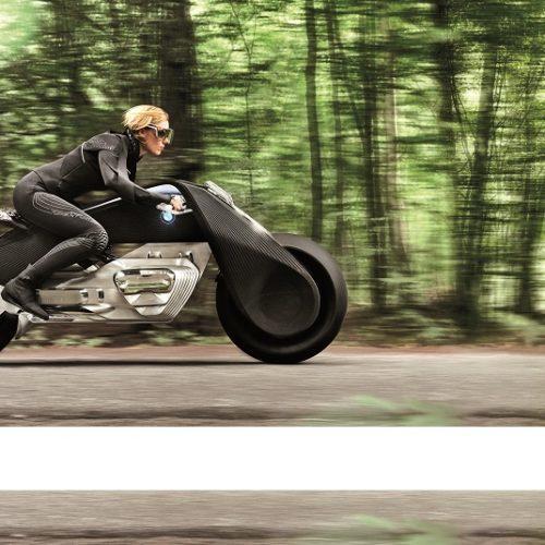 Profecia: Esta supermoto BMW espreita o futuro