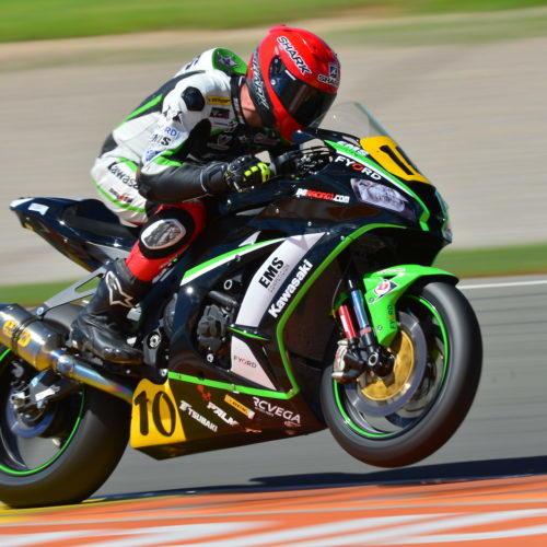 Kike Ferrer é reforço de peso para a Kawasaki Oneundret Racing Team
