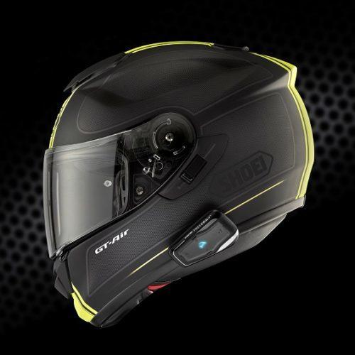 Scala rider Freecom 4 também apresentado pela Cardo Systems