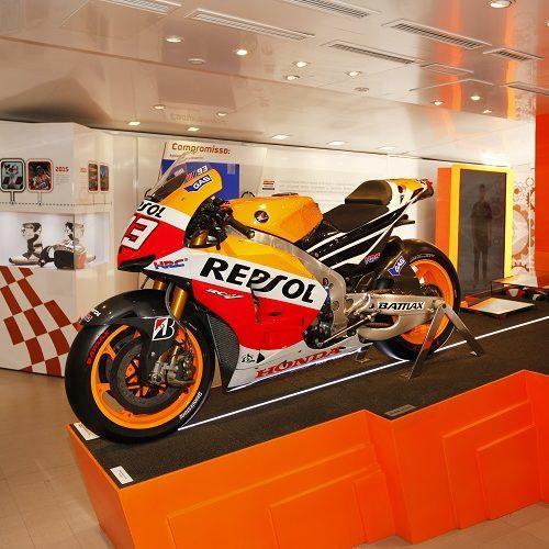Exposição Repsol Racing Tour em Odivelas a partir desta quarta-feira