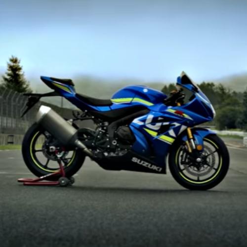 [Vídeo] Nova Suzuki GSX-R 1000 na luta com as melhores super-desportivas do segmento