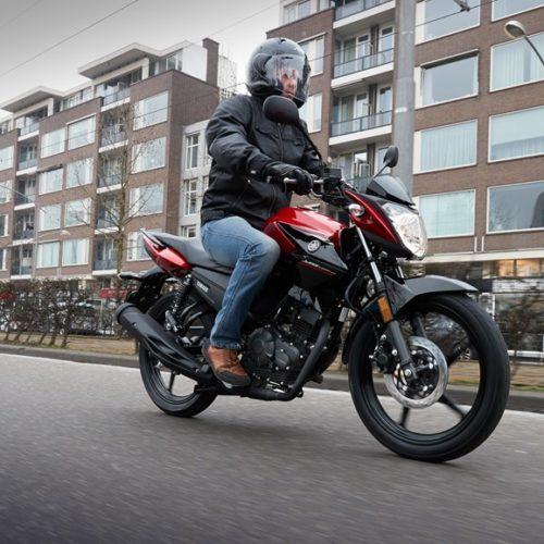 Yamaha YS 125: a moto mais leve para deslocações urbanas