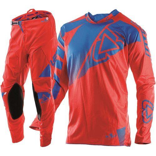 Conjunto Leatt: camisola GPX 4.5 Lite e calças GPX 4.5