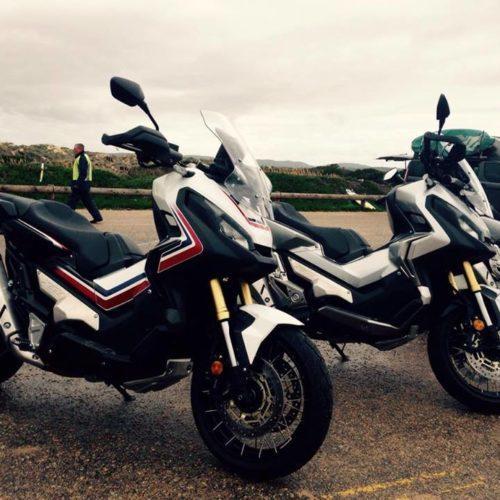 [FOTOS] Apresentação internacional da Honda X-ADV