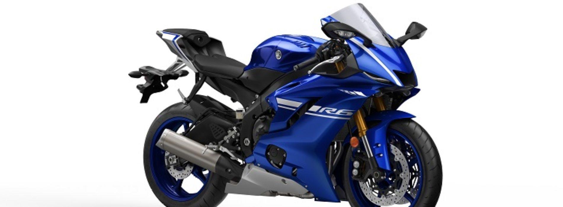 Yamaha YZF-R6: melhorada e renovada