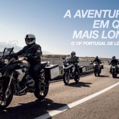 BMW Motorrad marca presença no 19.º Portugal de Lés-a-Lés