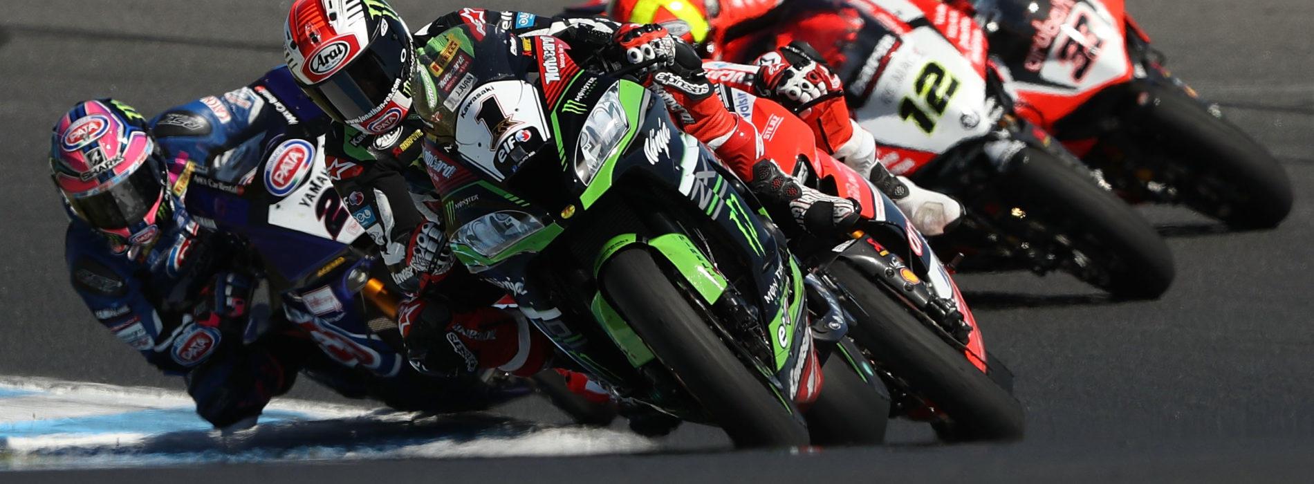 Campeonato do Mundo de Superbike este fim de semana com transmissão Eurosport