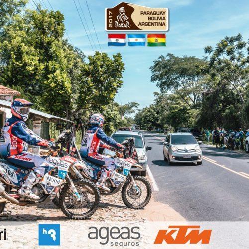 Depois do Dakar… há novos projetos de David Megre e Luís Portela de Morais para 2017