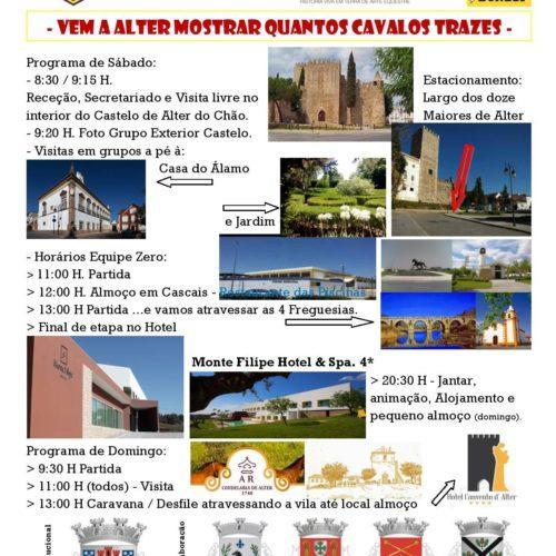 22.º Moto-Rali realiza-se no próximo mês de maio em Alter do Chão