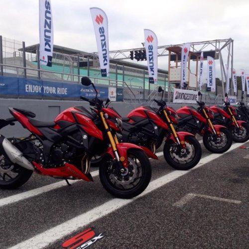 [Fotos] Apresentação internacional das novas Suzuki GSX-R 1000 e GSX-S 750
