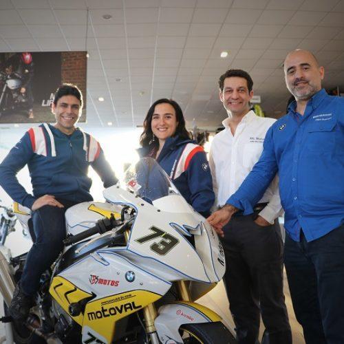 Zanza Motomil Racing apresenta equipa para 2017