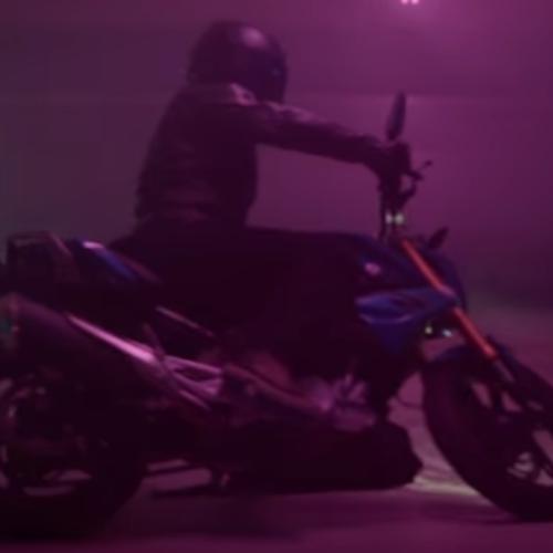 Vídeo   Park 'n' Ride Challenge com a BMW G 310 R