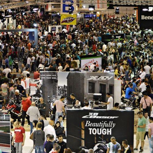 Lisboa MotoShow e Nauticampo batem recorde de visitantes na FIL