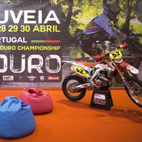 Enduro Gouveia 2017 apresentado no MotoShow este fim de semana