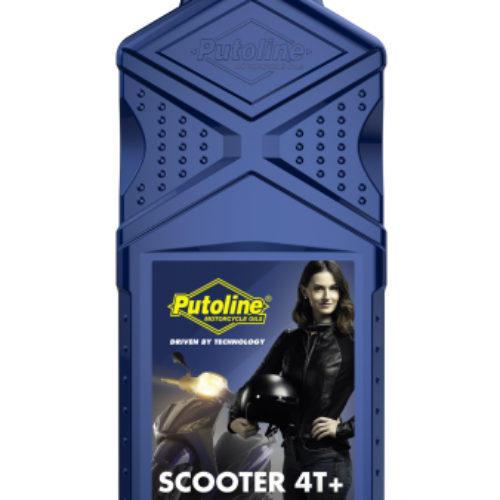 4T+ECO – 0W30 é o novo lubrificante da gama Scooter da Putoline