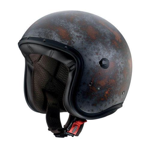 Rusty: um novo grafismo do capacete Caberg Freeride