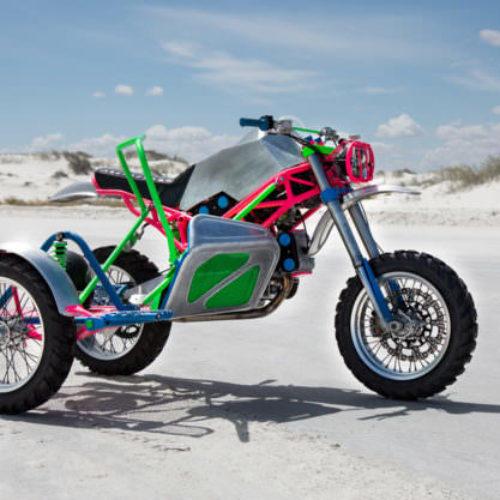 'Odioso': uma Ducati da Revival Cycles com um estilo… diferente