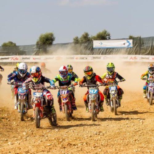 Motocross em Fernão Joanes: Europeu e Nacional em pista