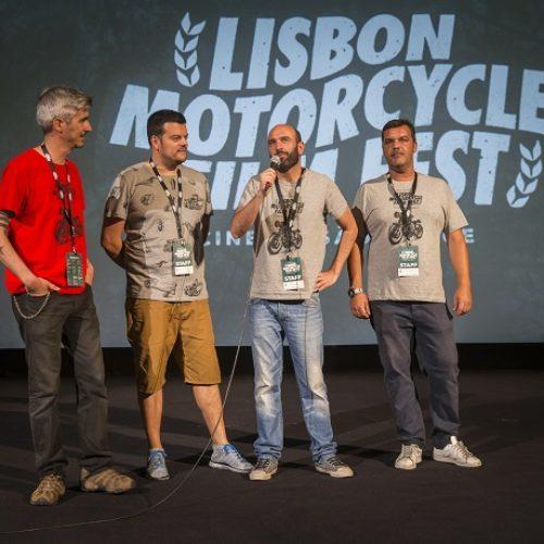 Falta menos de um mês para a 2.ª edição do Lisbon Motorcycle Film Fest