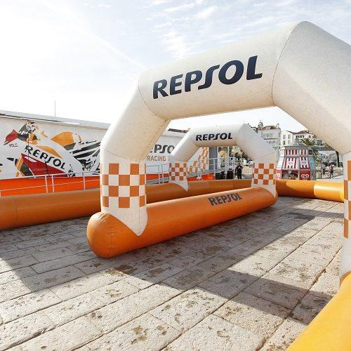 Viagem 'Repsol Racing Tour' termina com mais de 20 mil visitantes
