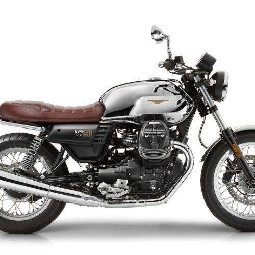 Comemoração do 50.º aniversário do primeiro modelo V7 celebrada pela Moto Guzzi