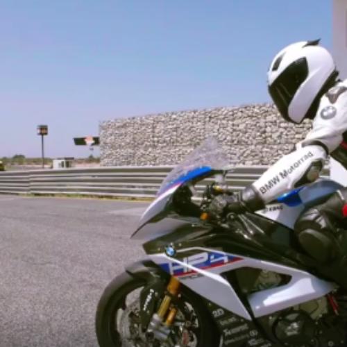Nova BMW HP4 Race: conhece-a na 'Motos' de julho… nas bancas