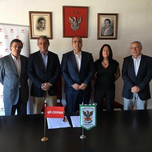 Fundación Cepsa estabelece acordo de colaboração no apoio às vítimas do trágico incêndio