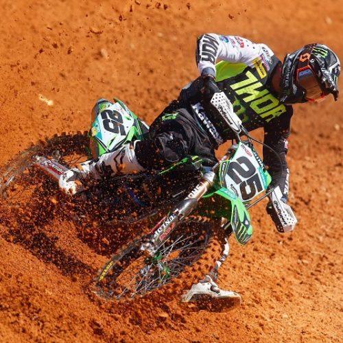 Kawasaki Portugal presente no Mundial de Motocross em Águeda
