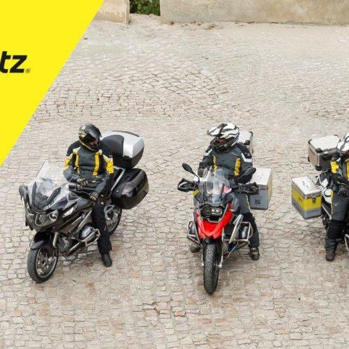 Hertz Ride marca presença no evento BMW Motorrad Days