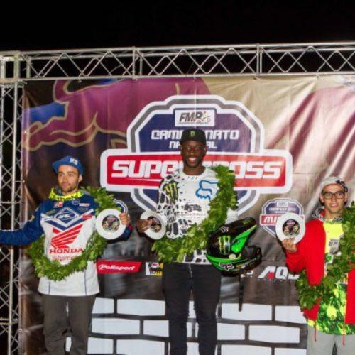 Hugo Basaúla arranca com vitória no Campeonato Nacional de Supercross
