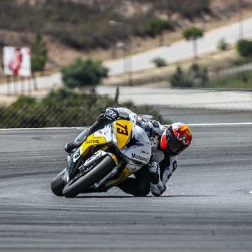 3.ª e 4.ª etapas da classe Superbike do CNV Moto realizaram-se este fim de semana
