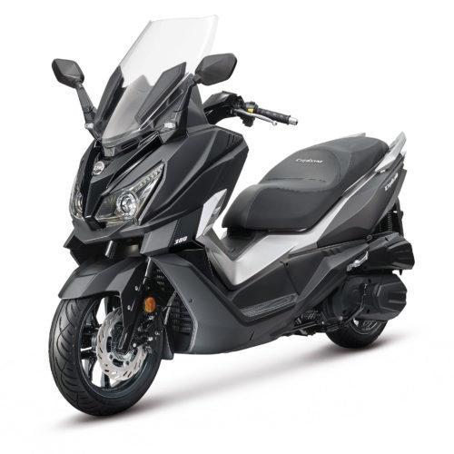 SYM Cruisym 300 já disponível no mercado nacional