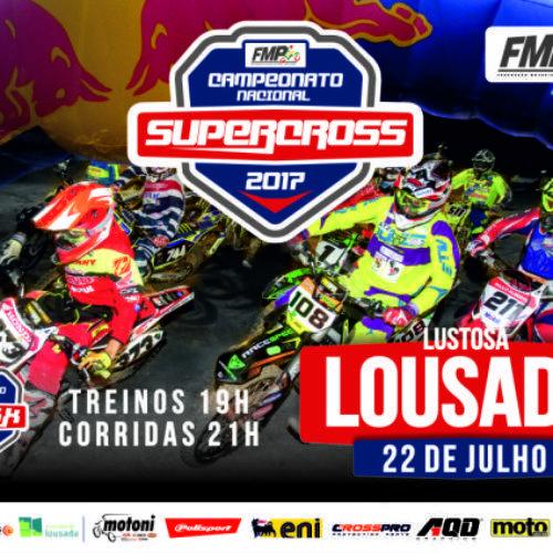 Campeonato Nacional de Supercross arranca este sábado com mais uma edição