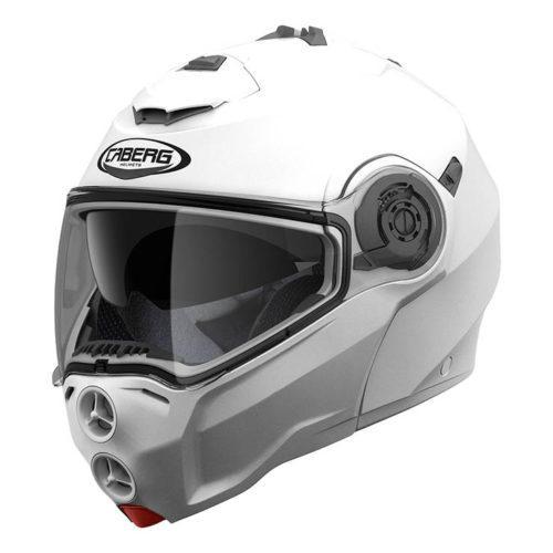 Salgados Moto apresenta novo capacete Caberg: o Droid