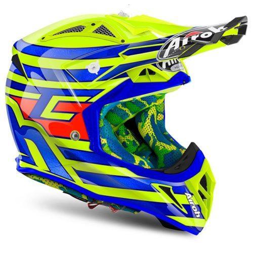 Este é o novo capacete Aviator 2.2 Cairoli Qatar
